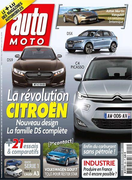 download auto moto 205 novembre 2012 pdf magazine. Black Bedroom Furniture Sets. Home Design Ideas
