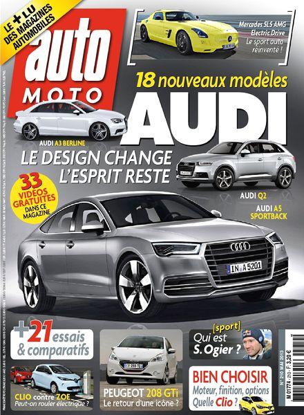 download auto moto 210 mai 2013 pdf magazine. Black Bedroom Furniture Sets. Home Design Ideas