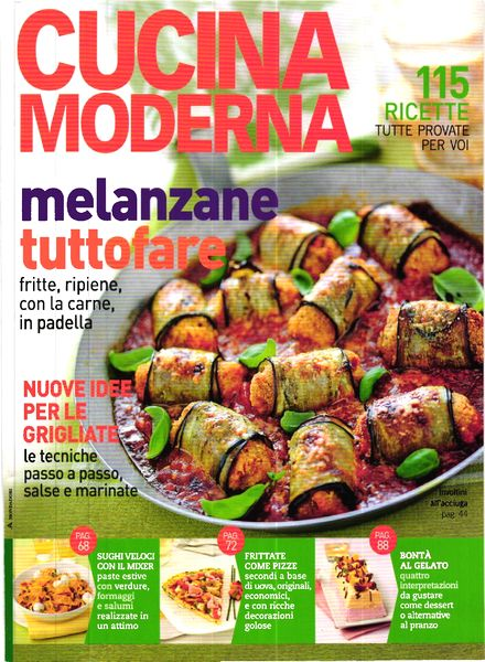 Download cucina moderna agosto 2012 pdf magazine for Cucina moderna magazine