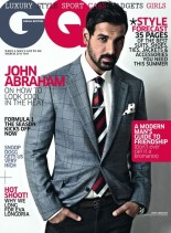 GQ India - March 2013
