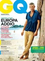 GQ Italy - Giugno 2013