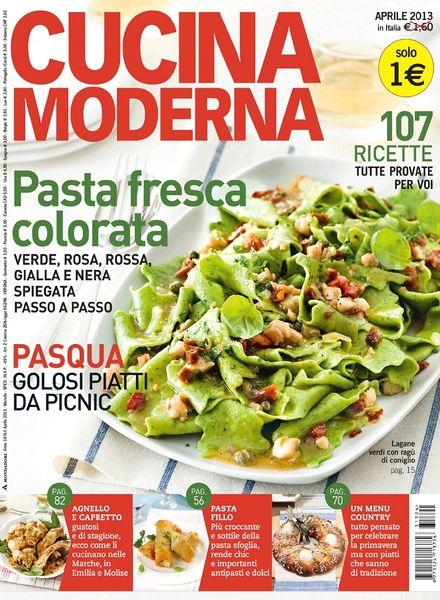 Download cucina moderna aprile 2013 pdf magazine - Cucina moderna magazine ...