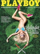 Playboy USA - September 2013