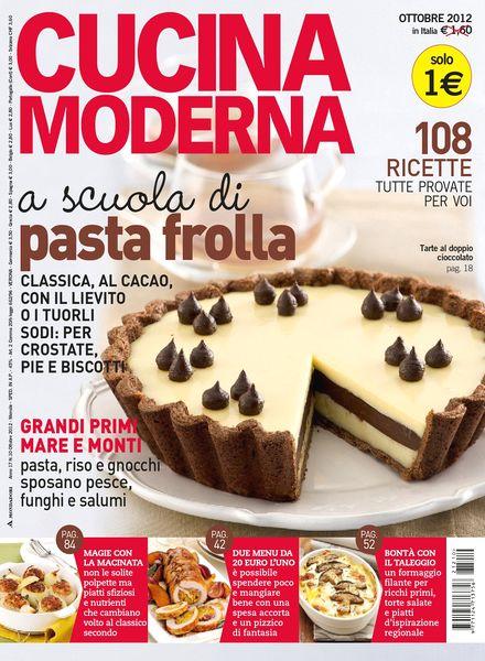 Download cucina moderna ottobre 2012 pdf magazine - Cucina moderna magazine ...