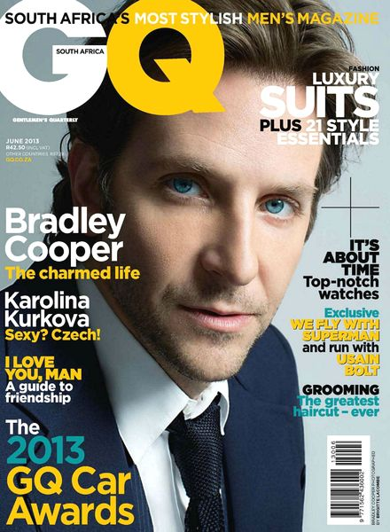 GQ South Africa - October 2017 - Free eBooks Download