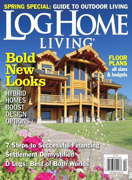 download log home living magazine april 2013 pdf magazine. Black Bedroom Furniture Sets. Home Design Ideas