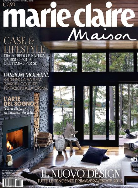 download marie claire maison italia marzo 2013 pdf magazine. Black Bedroom Furniture Sets. Home Design Ideas