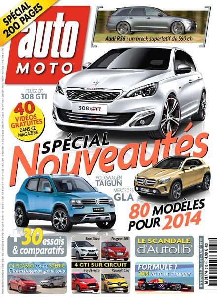 download auto moto 212 213 juillet aout 2013 pdf magazine. Black Bedroom Furniture Sets. Home Design Ideas