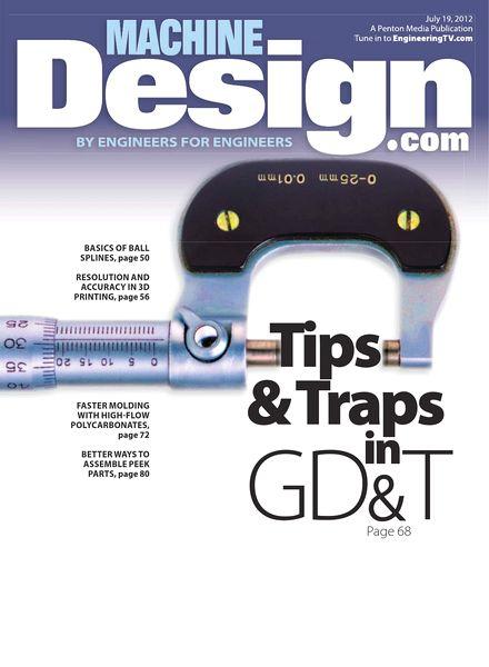 machine design magazine