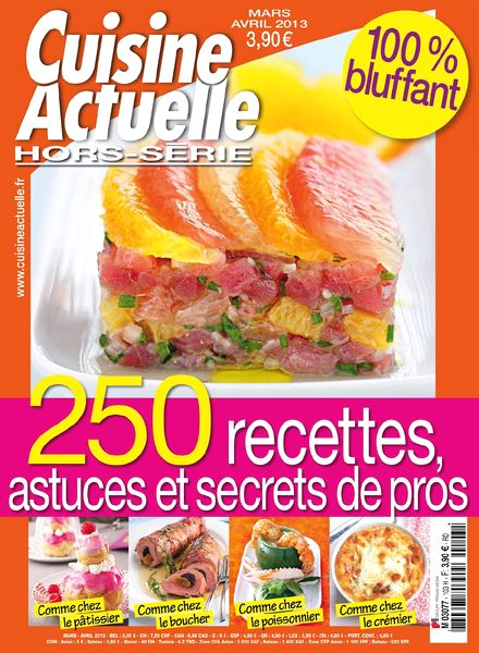 download cuisine actuelle hors serie 103 mars avril 2013 pdf magazine. Black Bedroom Furniture Sets. Home Design Ideas