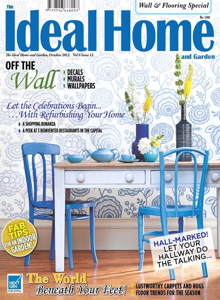 Download The Ideal Home And Garden October 2012 Pdf