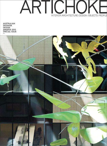 Download Artichoke Magazine Special Issue Australian Interior Design Awards 2012 Pdf Magazine