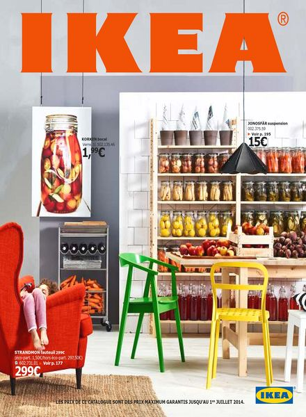 Download ikea catalog 2014 france pdf magazine - Ikea france catalogue ...