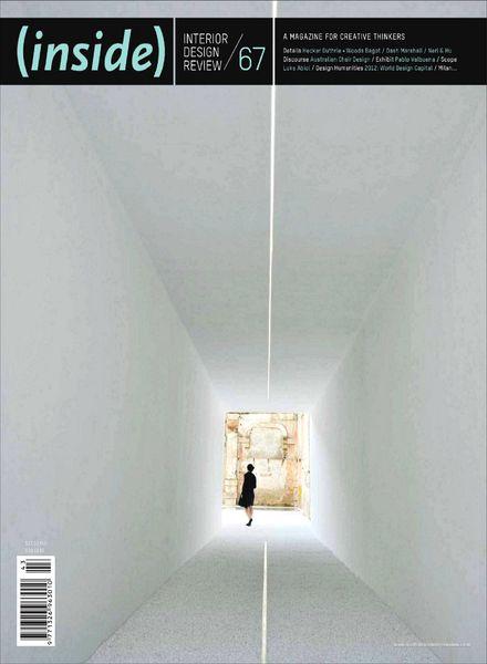 Download Inside Interior Design Review Issue 67 Pdf Magazine