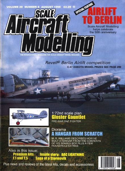 Scale Aircraft Modelling - Vol-20, Issue 06