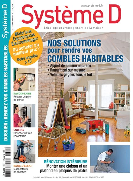 download systeme d septembre 2013 pdf magazine. Black Bedroom Furniture Sets. Home Design Ideas