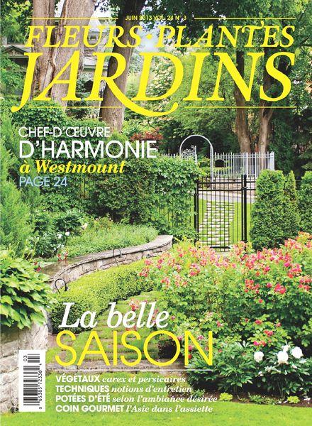 Download fleurs plantes et jardins juin 2013 pdf magazine for Fleurs plantes et jardins