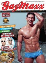 GayMaxx - August 2013