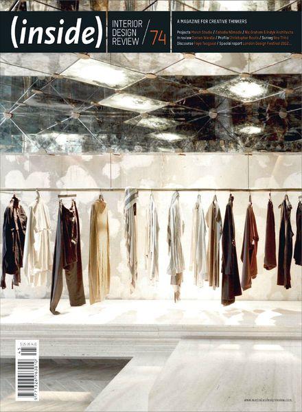 Download Inside Interior Design Review November 2012 January 2013 Pdf Magazine