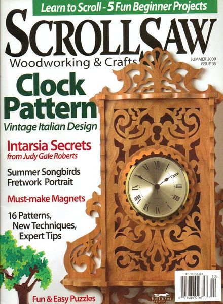 Scroll saw woodworking crafts pdf download portugues