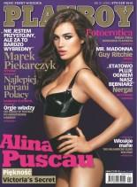 Playboy Poland - January 2010