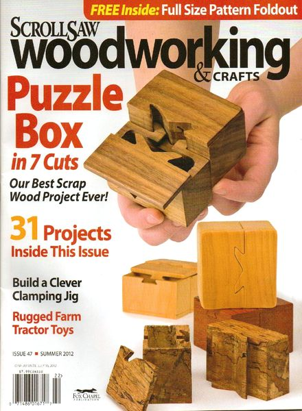 Download Scrollsaw Woodworking Amp Crafts Issue 47 Pdf