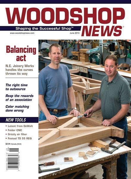 Woodshop news october 2014