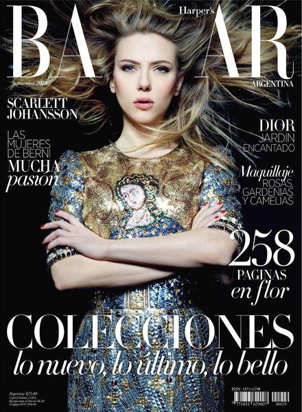Bazaar Argentina Of Download Harper S Bazaar Argentina Septiembre 2013 Pdf
