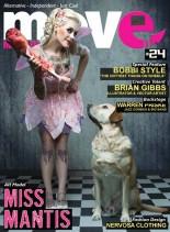 MOVE Magazine - Issue 24, 2012