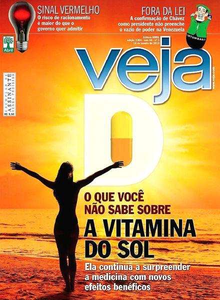 Revista Veja - 16 de janeiro de 2013