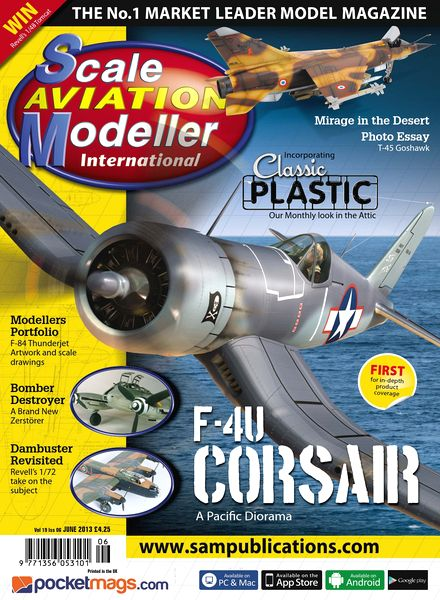 scale aviation modeller international 2012