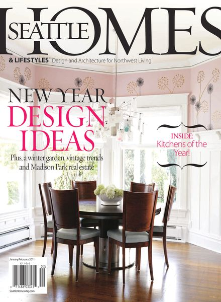 Download Seattle Homes Lifestyles January February 2011 PDF Magazine