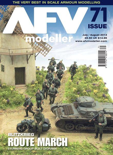 Meng AFV Modeller - March/April 2019 Free PDF Magazine ...