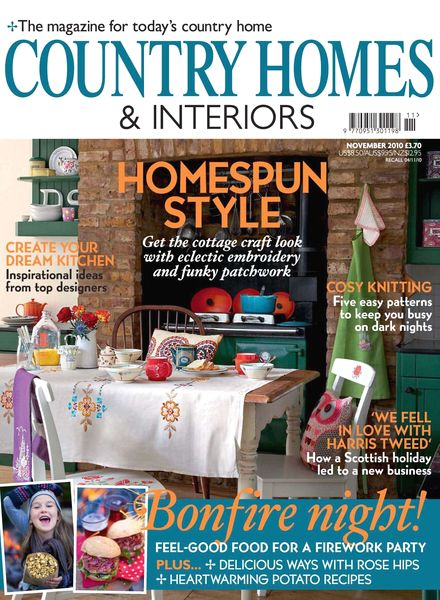 Download Country Homes Interiors November 2010 Pdf Magazine