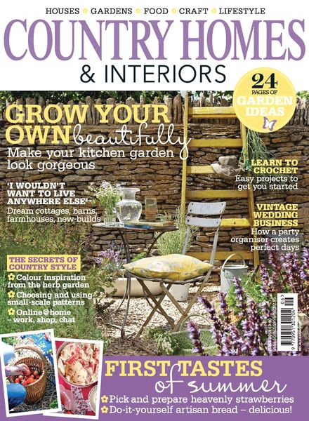 Download Country Homes Interiors June 2011 Pdf Magazine