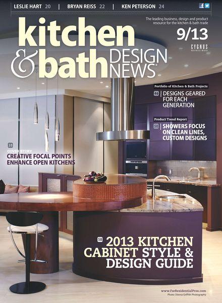 Download Kitchen Bath Design News September 2013 Pdf Magazine