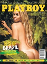 Playboy Special Collector's Edition - Best of Brazil 2013