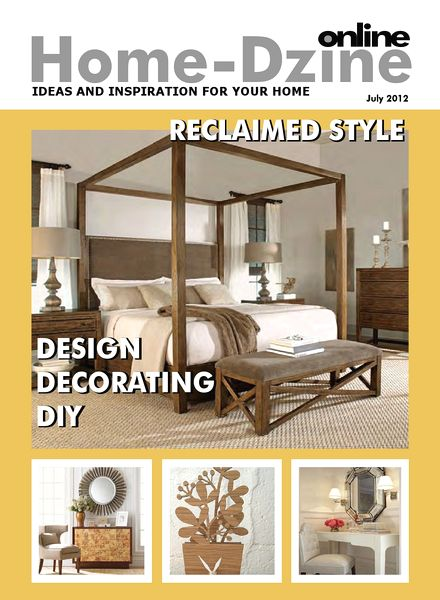 Download home dzine online july 2012 pdf magazine Home dezine