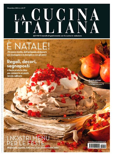 Encyclopedia della cucina italiana download movies