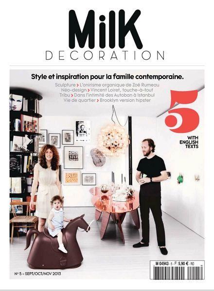 download milk decoration magazine issue 5 pdf magazine. Black Bedroom Furniture Sets. Home Design Ideas