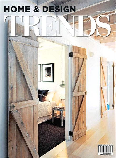 Download home design trends magazine vol 1 issue 4 pdf magazine Trends magazine home design ideas