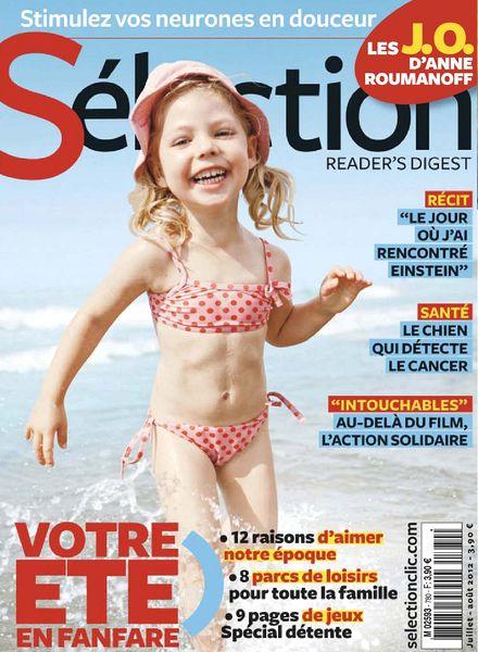 download selection du reader s digest 780 juillet aout 2012 pdf magazine. Black Bedroom Furniture Sets. Home Design Ideas