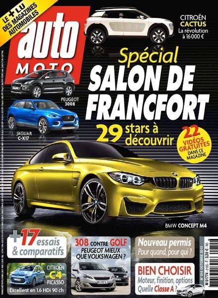 download auto moto france n 215 octobre 2013 pdf magazine. Black Bedroom Furniture Sets. Home Design Ideas