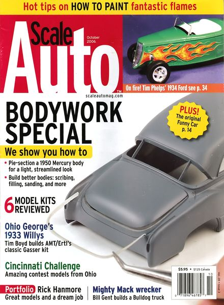 Scale Auto Models