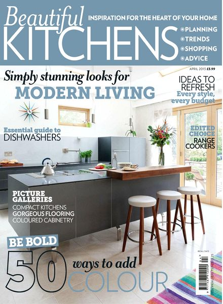 Download Beautiful Kitchens April 2013 Pdf Magazine