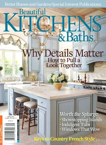 Download Beautiful Kitchens Baths Spring 2013 Pdf