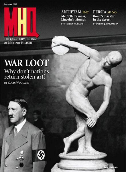 MHQ - Military History Quarterly - Vol 10 No 1 Hardcover Autumn 1997