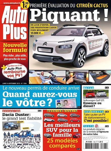 download auto plus n 1306 16 septembre 2013 pdf magazine. Black Bedroom Furniture Sets. Home Design Ideas