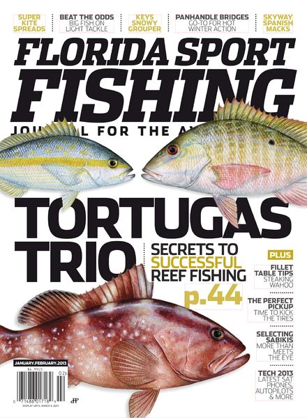 Download florida sport fishing january february 2013 for Florida sport fishing magazine