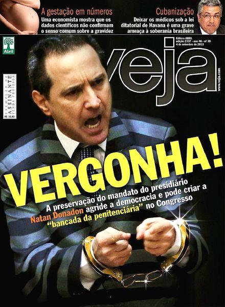 Revista Veja - 4 de Setembro de 2013
